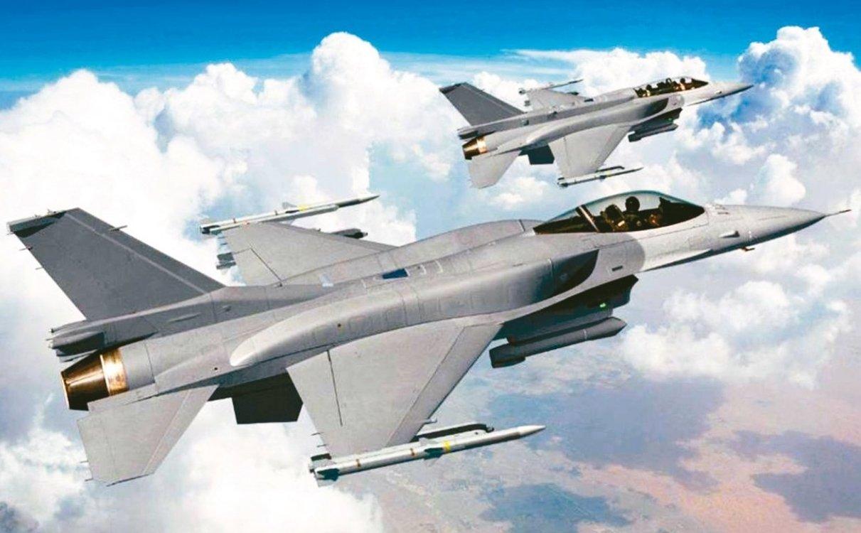 美國國務院決定批准售台66架F-16C/D Block 70戰機與相關設備和支援,金額約為80億美元。 (取自洛克希德馬丁公司)