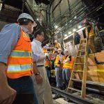 地鐵L線第一部分提前完工 全工程可在明年4月完成