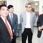 【中國駐休士頓新任總領事】蔡偉考察中國人活動中心