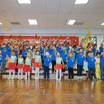 華夏中文學校夏令營 「放飛快樂」