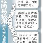 肩斜身體歪 1張圖檢查脊椎側彎