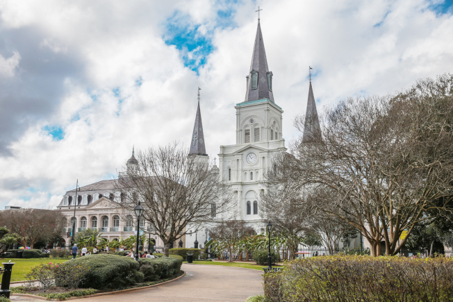 聖路易斯天主教堂。