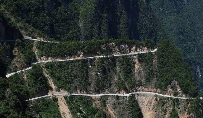 村民們用了七年時間開路。(取材自上游新聞)
