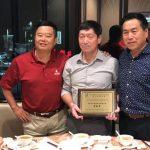 華人營建工會、長江商學院座談