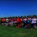北美華人優勝者杯足球邀請賽 8強競技
