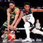世界杯男籃╱不只進攻勇猛 米契爾目標要當「美國大鎖