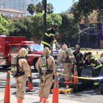 聖荷西旅館 女子用化學品自殺 8人送醫