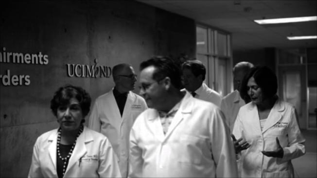 爾灣加大大腦記憶障礙與神經疾病研究所,是全美聯邦資助下的31所同類研究中心之一。(UCI網站)