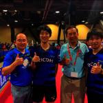 【LA Open乒乓球賽】王臻、查文婷分獲單打冠軍 寇磊、石磊奪男雙冠