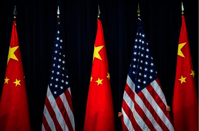 中國商務部表示,就美向中國徵稅向世貿提訴。美聯社