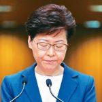 林鄭月娥澄清:從未向北京提出辭職  只是「私下交流」