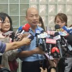 韓國瑜:若換韓 黨中央腦袋進水