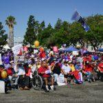 凱瑟員工遊行 聲援10月罷工
