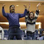 美網╱納達爾盤末「致勝球」掀瘋狂 伍茲場邊被目擊振臂慶祝