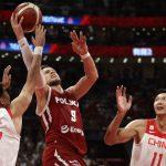 世界杯男籃╱中國隊周琦犯致命失誤 延長賽敗給波蘭