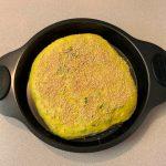 料理功夫|芝麻肉鬆蔥花千層餅