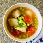 料理功夫|番茄山藥湯