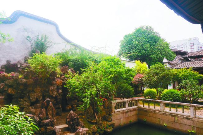 福建福州「三坊七巷」明清古建築博物館