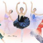 安貞舞蹈學校 表演芭蕾舞