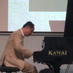 「天使手指」陳瑞斌鋼琴音樂會 9.19巴沙迪那登場