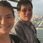 概念號船難/華裔父女雙亡 親友悲慟