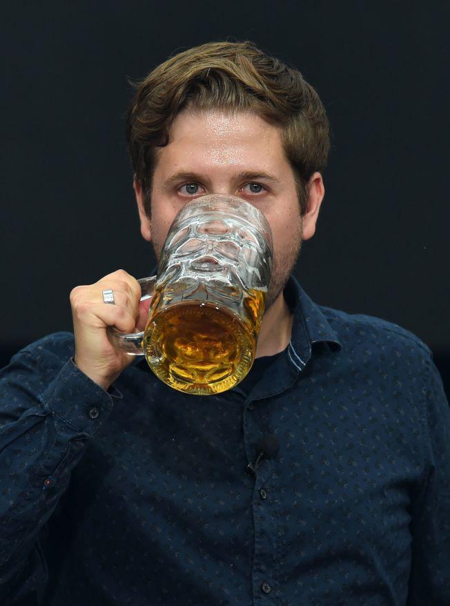 美國約有77%的千禧世代都會飲酒。(Getty Images)