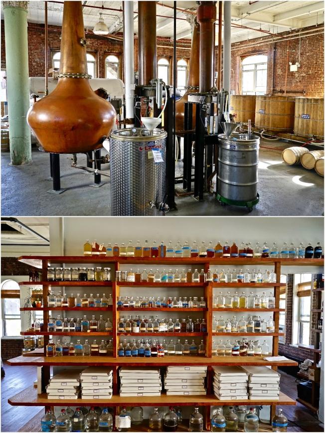 Kings County Distillery成立至今,實驗過多種不同風味與製作過程的烈酒。