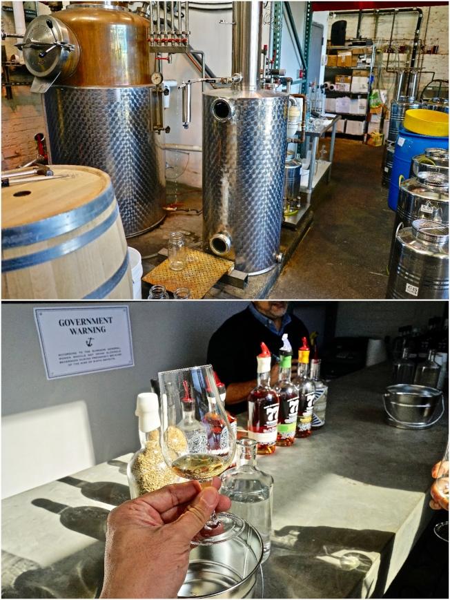 Breuckelen Distilling專門生產小批量品質佳的烈酒,受到許多紐約客喜歡。