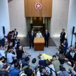 林鄭:撤回修例 獲北京理解支持 拒釋被捕者
