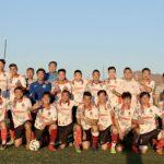 北美華人足球賽 龍威榮獲亞軍