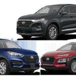 現代汽車SUV三喜臨門 榮獲NHTSA五星級安全最高評價