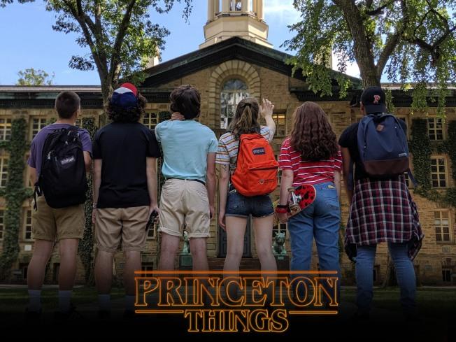 教育成果項目,普大與哈佛並列第一。(臉書官網)