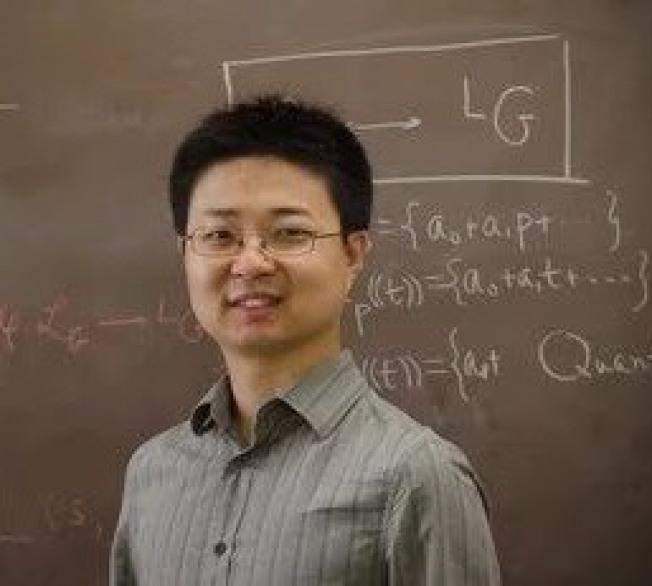 北大校友,加州理工學院數學系教授朱歆文。(網路圖片)
