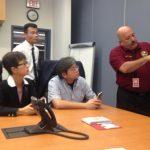 台北救災考察團 訪奧蘭多、歐夏拉郡警消應變中心