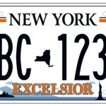 紐約州新車牌出爐 明年4月上路