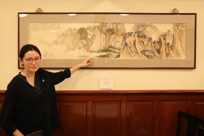香港最狂茶樓 拍賣張大千臨別贈禮 估值108萬美元