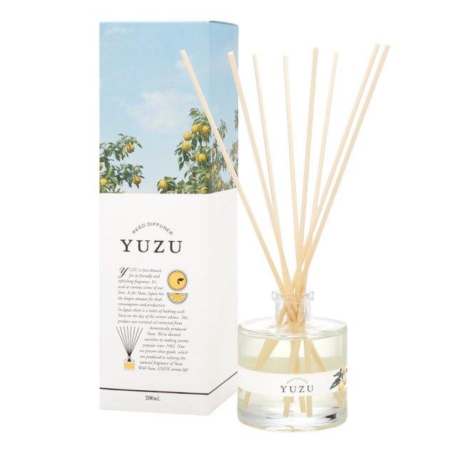 日本的Yuzu精油並非真的柚子精油。(取材自樂天網)
