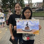 華童繪畫比賽 畫出「我心目中的中秋節」