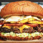 達拉斯巨無霸漢堡 可餵飽四至六人