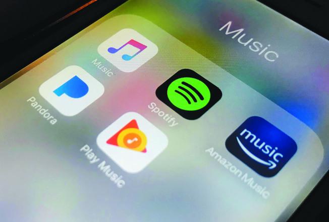 蘋果推出Apple Music的網頁版服務。(美聯社)