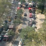 紐約地鐵傳濃煙 600乘客被緊急撤離
