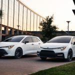 2020 Toyota Corolla 夜影酷炫登場