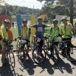 〈圖輯〉最後一屆…紐約市世紀單車遊 騎士籲增保護車道