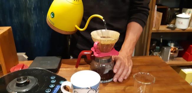 咖啡 茶不離口胃潰瘍好不了