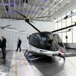 零碳排空中計程車 天空新亮點