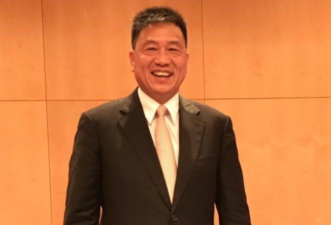 友達董事長彭双浪。記者蔡銘仁/攝影