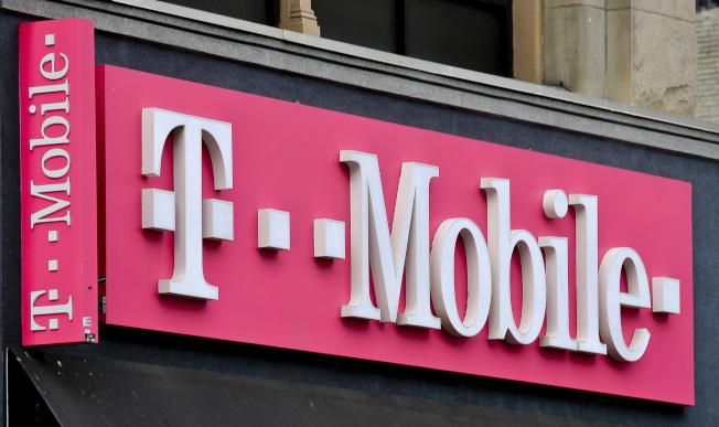 T-Mobile建議客戶建立密碼,並指駭客行為影響整體產業。(美聯社)