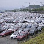 中國車企深陷寒冬 產銷一路下滑