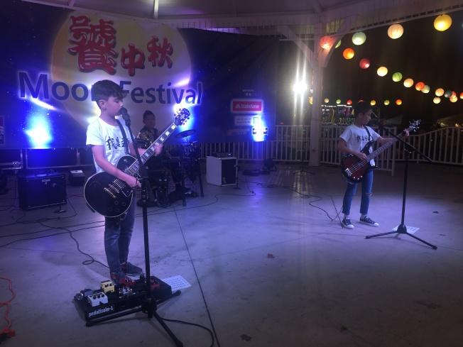 Team AMI Band。(記者王全秀子/攝影)