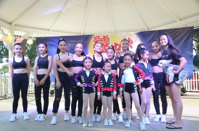 Dancers World Production。(記者王全秀子/攝影)
